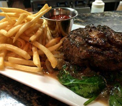 The Best Steak in San Carlos
