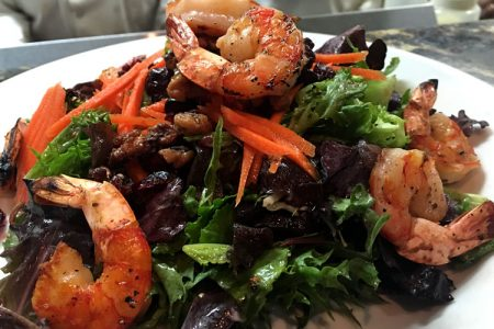 Enjoy San Carlos Salads