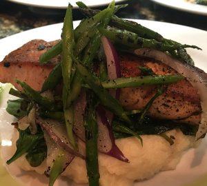 Great Fish in Local San Carlos Restaurant