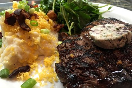 Enjoy Grilled Steak at Cask Restaurant